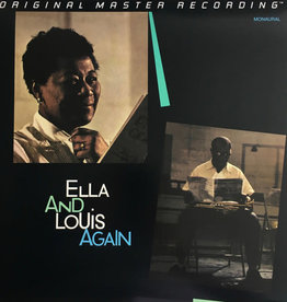 Used Vinyl Ella Fitzgerald/Louis Armstrong- Ella And Louis Again (MoFi Anadisq 200)(Sealed)