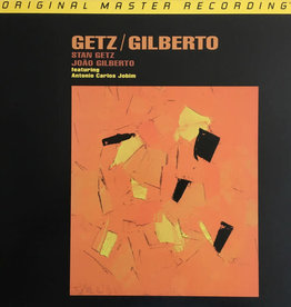 Used Vinyl Stan Getz/Joao Gilberto- Getz/Gilberto (MoFi Anadisq 200)