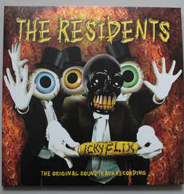New Vinyl The Residents- Icky Flix: The Original Soundtrack Recording -RSD20-2