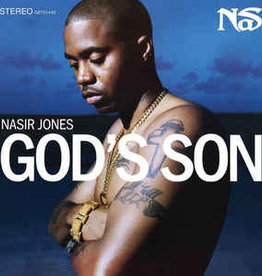 New Vinyl Nas - God's Son -RSD20-2