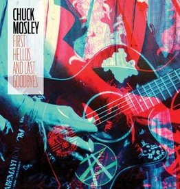 New Vinyl Chuck Mosley (Faith No More)- First Hellos and Last Goodbyes -RSD20-2