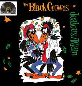 New Vinyl Black Crowes- Jealous Again -RSD20-2