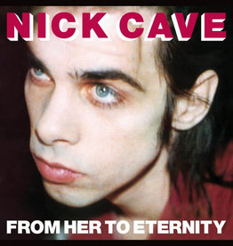 Used Vinyl Nick Cave- From Her To Eternity