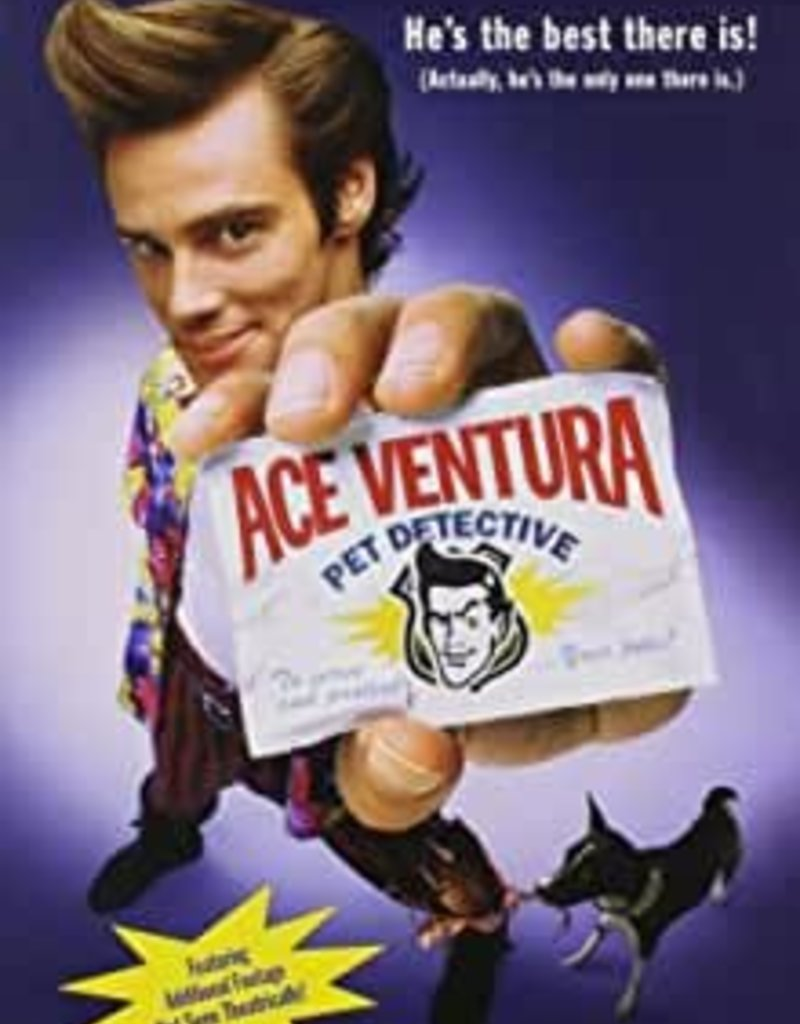 Used DVD Ace Ventura- Pet Detective