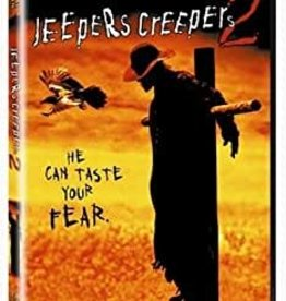 Used VHS Jeepers Creepers 2