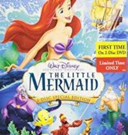 Used DVD Little Mermaid