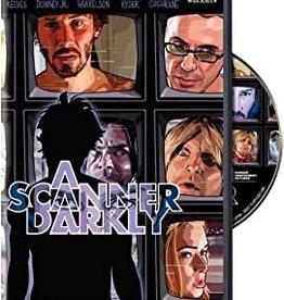 Used DVD A Scanner Darkly