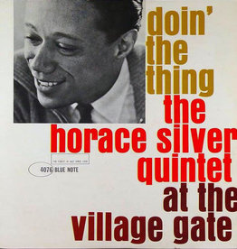 Used Vinyl Horace Silver Quintet- Doin' The Right Thing: At The Villiage Gate (Mono 1st)