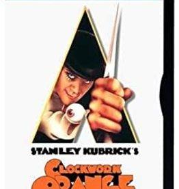 Used DVD Clockwork Orange