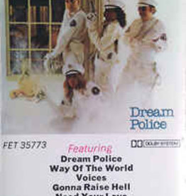 Used Cassette Cheap Trick- Dream Police