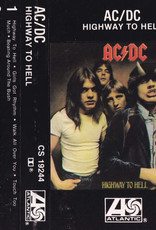 Used Cassette AC/DC- Highway to Hell