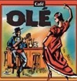 Used CD Various- Cafe Music: Cafe O Le