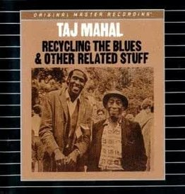 Used CD Taj Mahal- Recycling The Blues & Other Realted Stuff (MoFi)