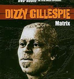 Used CD Dizzy Gillespie- Matrix (DVD Audio)