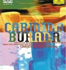 Used CD Orff- Carmina Burana (DVD Audio)