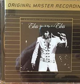 Used CD Elvis Presley- That's The Way It Is (MoFi)