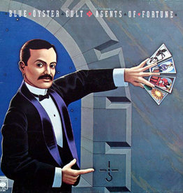 Used Vinyl Blue Oyster Cult- Agents of Fortune