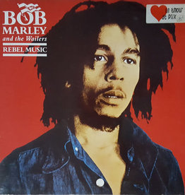 Used Vinyl Bob Marley- Rebel Music