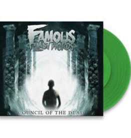 Used Vinyl Famous Last Words- Council Of The Dead (Green)