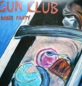 Used Vinyl Gun Club- Death Party (2004 Reissue)(Red)