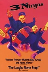 Used DVD 3 Ninjas