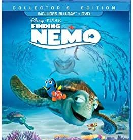 Used BluRay Finding Nemo