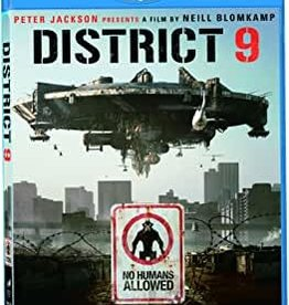 Used BluRay District 9