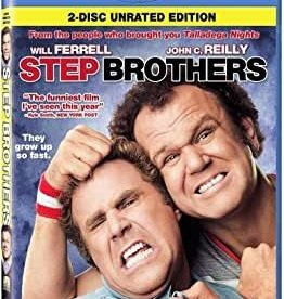 Used BluRay Step Brothers