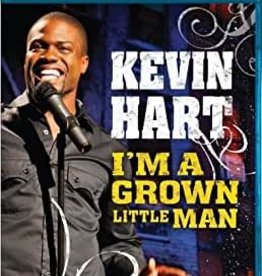 Used BluRay Kevin Hart- I'm A Grown Little Man