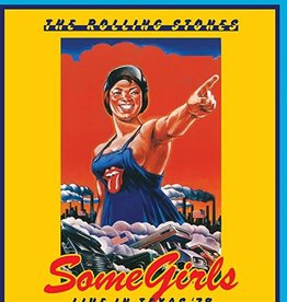 Used BluRay Rolling Stones- Some Girls: Live In Texas '78
