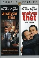 Used DVD Analyze This/Analyze That