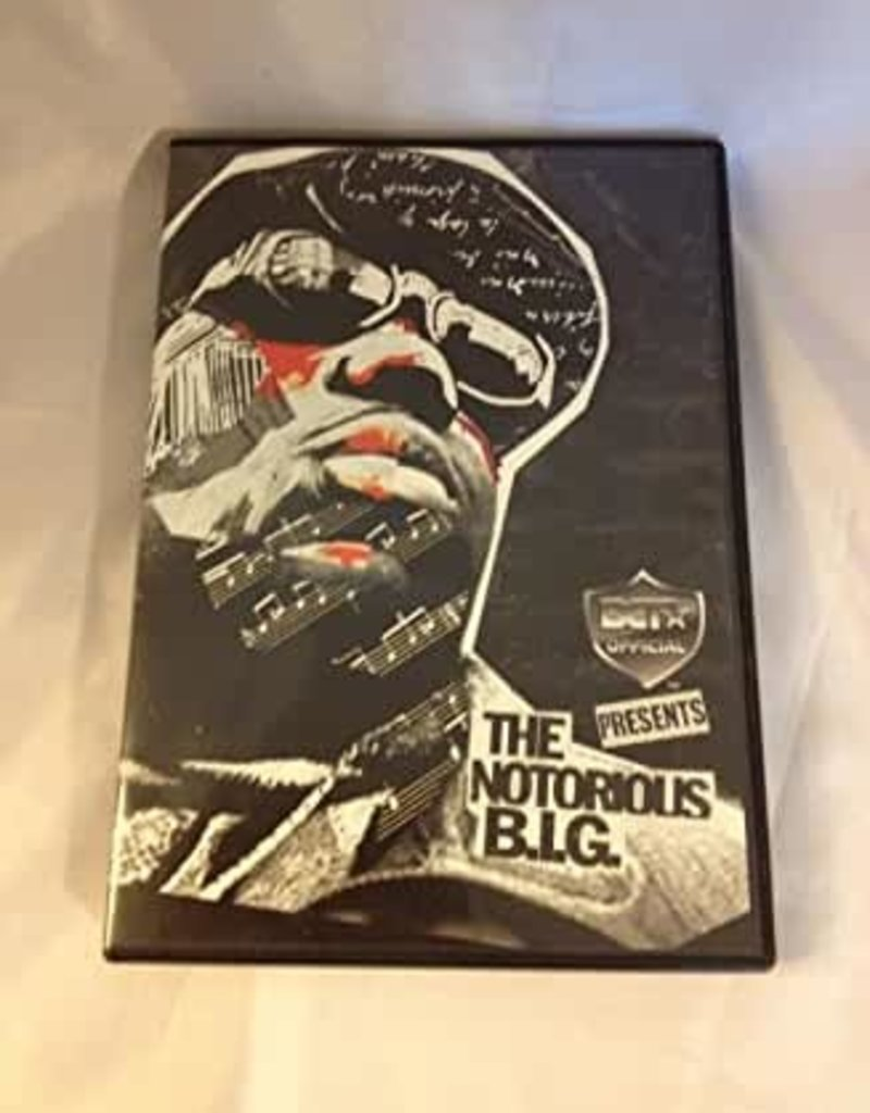 Used DVD BET Presents The Notorious B.I.G.