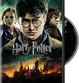 Used DVD Harry Potter And The Deathly Hallows Part 2