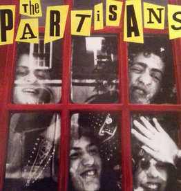Used Vinyl The Partisans- The Partisans (2019 Reissue)(Generation Records Exclusive Yellow LTD/50)