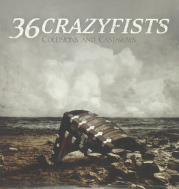 Used Vinyl 36 Crazyfists- Collisions & Castaways (Orange)