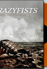 Used Vinyl 36 Crazyfists- Collisions & Castaways (Orange)