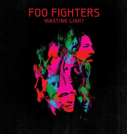 Used Vinyl Foo Fighters- Wasting Light