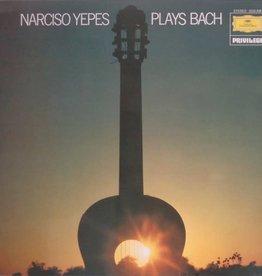 Used Vinyl Bach- Narciso Yepes Playes Back