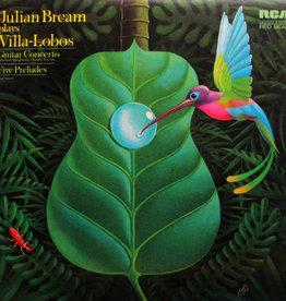 Used Vinyl Villa-Lobos- Julian Bream Plays Villa-Lobos