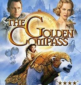 Used DVD The Golden Compass