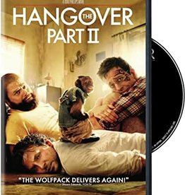 Used DVD The Hangover Part II