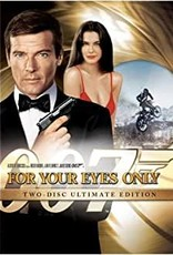 Used DVD 007: For Your Eyes Only
