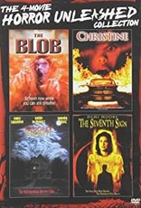 Used DVD 4 Movie Horror Unleashed Collection