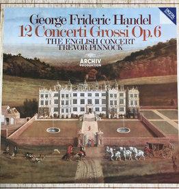 Used Vinyl Handel- 12 Concerti Grossi Op. 6