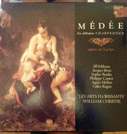Used Vinyl Charpentier- Medee: Opera In 5 Acts