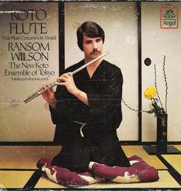 Used Vinyl Vivaldi- Koto Flute