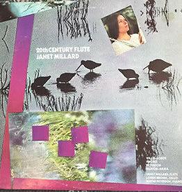 Used Vinyl Villa-Lobos/ Hughes/ Peterson/ Bartok-Arma- 20th Century Flute