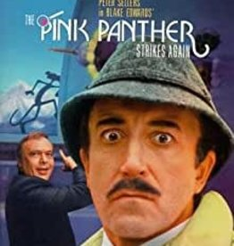 Used DVD Pink Panther Strikes Again