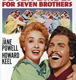 Used DVD Seven Brides For Seven Brothers