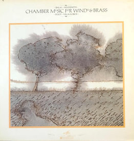 Used Vinyl Balai/ Hindemith/Poot/ Villa-Lobos- Chamber Music For Winds & Brass